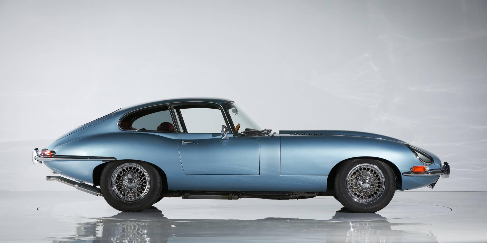 Jaguar F Type Coupe >> 1966年式 ジャガー Eタイプ シリーズ1 4.2リッター クーペ|ビンゴスポーツ/希少車、 絶版車、高級車の販売・買取。
